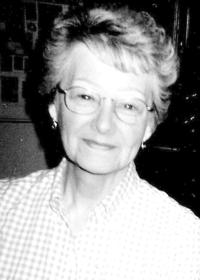 Cauble was strong, quiet Godly woman
